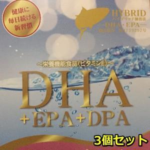 DHA+EPA+DPA+レスベラトロール+イチョウ葉エキス 3個セット 広貫堂|kozukata-m