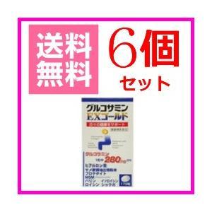 グルコサミンEXゴールド 170粒 6本セット 送料無料 ヒアルロン酸 MSM プロテタイト コンドロイチン 膝  東亜薬品 健康食品 |kozukata-m