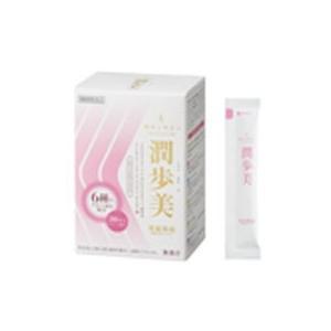 潤歩美 30本 ゼリータイプ 常盤薬品 グレープ味 プロテオグリカン|kozukata-m