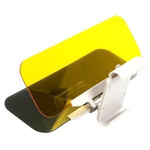2個セット カーバイザー 昼夜兼用 日よけ デイ&ナイト サンバイザー 紫外線カット 紫外線 熱中症対策|kp501no2