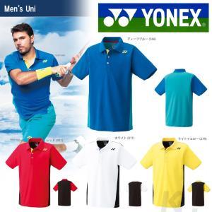 YONEX ヨネックス 「UNI ポロシャツ 10167」ウェア「SS」『即日出荷』[ポスト投函便対応]|kpi24