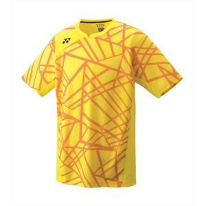 ヨネックス YONEX テニスウェア メンズ ゲームシャツ 10236-279 2018FW|kpi24