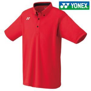 ヨネックス YONEX テニスウェア メンズ メンズポロシャツ 10246-496 2018SS|kpi24