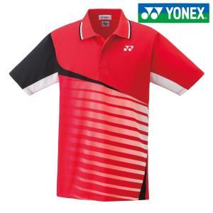 ヨネックス YONEX テニスウェア ユニセックス ユニポロシャツ 10253-496 2018SS|kpi24