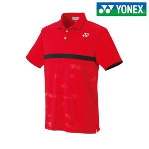 ヨネックス YONEX テニスウェア ユニセックス ユニゲームシャツ フィットスタイル  10265-496 2018SS|kpi24