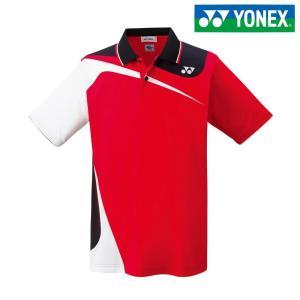 ヨネックス YONEX テニスウェア ユニセックス ユニゲームシャツ 10269-496 2018SS|kpi24