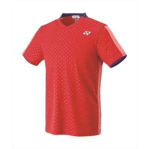 ヨネックス YONEX テニスウェア ユニセックス ゲームシャツ フィットスタイル  10270-496 2018FW|kpi24