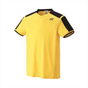ヨネックス YONEX テニスウェア ユニセックス ゲームシャツ フィットスタイル  10271-279 2018FW|kpi24
