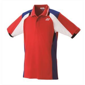 ヨネックス YONEX テニスウェア ユニセックス ゲームシャツ 10273-496 2018FW|kpi24