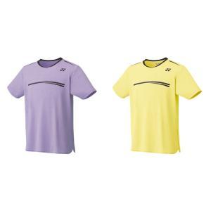 ヨネックス YONEX テニスウェア ユニセックス ゲームシャツ フィットスタイル  10277 2019SS|kpi24