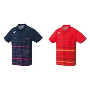 ヨネックス YONEX テニスウェア メンズ ゲームシャツ フィットスタイル  10282 2019SS|kpi24