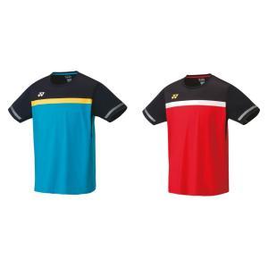 ヨネックス YONEX テニスウェア メンズ ゲームシャツ フィットスタイル  10284 2019SS|kpi24