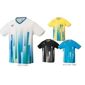 ヨネックス YONEX バドミントンウェア メンズ ゲームシャツ フィットスタイル  10285 2019SS 『即日出荷』|kpi24