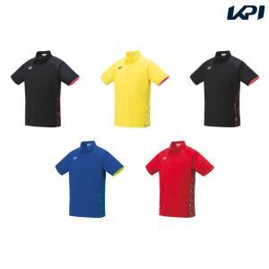 ヨネックス YONEX テニスウェア メンズ ゲームシャツ フィットスタイル  10298 2019SS|kpi24