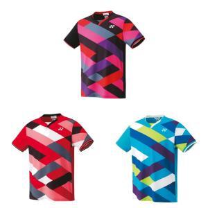 ヨネックス YONEX テニスウェア ユニセックス ゲームシャツ フィットスタイル  10303 2019SS|kpi24