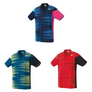 ヨネックス YONEX テニスウェア ユニセックス ゲームシャツ 10305 2019SS|kpi24