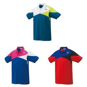 ヨネックス YONEX テニスウェア ユニセックス ゲームシャツ 10307 2019SS|kpi24