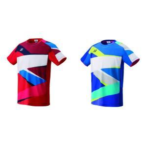 ヨネックス YONEX バドミントンウェア メンズ ゲームシャツ フィットスタイル  10309 2019SS|kpi24