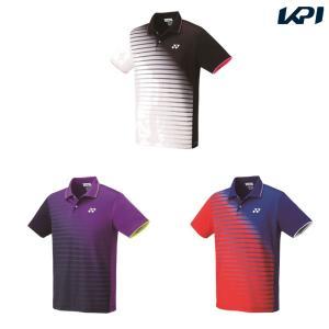 ヨネックス YONEX テニスウェア ユニセックス ゲームシャツ フィットスタイル  10313 2019SS 5月中旬発売予定※予約|kpi24