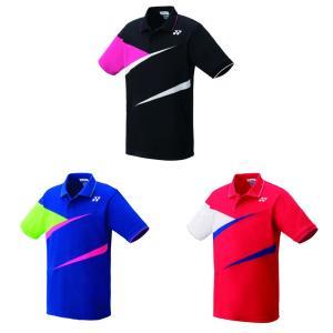 ヨネックス YONEX テニスウェア ユニセックス ゲームシャツ 10317 2019SS|kpi24