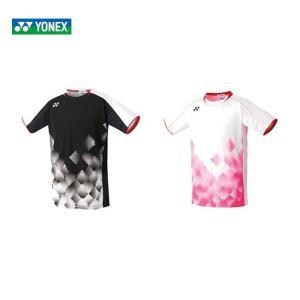 ヨネックス YONEX バドミントンウェア メンズ ゲームシャツ フィットスタイル  10349 2019FW 8月中旬発売予定※予約 [ポスト投函便対応]|kpi24