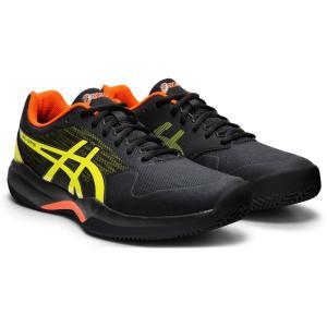 アシックス asics テニスシューズ メンズ GEL-GAME 7 CLAY/OC オムニ・クレーコート用 1041A046-011|kpi24