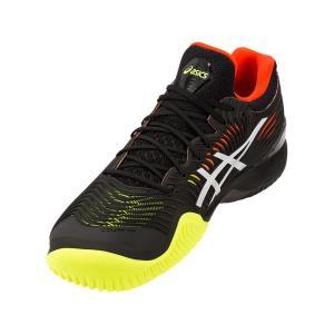 アシックス asics テニスシューズ メンズ COURT FF 2  コート FF 2  オールコート用 1041A083-001|kpi24