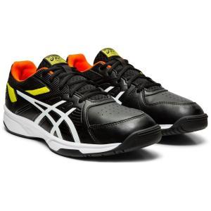 アシックス asics テニスシューズ メンズ COURT SLIDE OC オムニ・クレーコート用 1043A001-001|kpi24