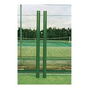 BRIDGESTONE(ブリヂストン)スーパーアルゴス型テニスポスト(スチール)11-9517|kpi24