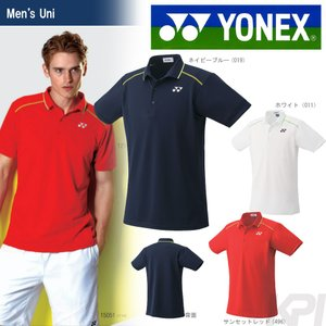 YONEX ヨネックス 「UNI ポロシャツ 12140」テニスウェア『即日出荷』|kpi24