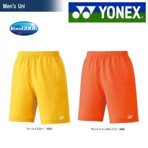「均一セール」YONEX ヨネックス 「Uni ユニハーフパンツ スリムフィット  15048」テニス&バドミントンウェア 『即日出荷』|kpi24