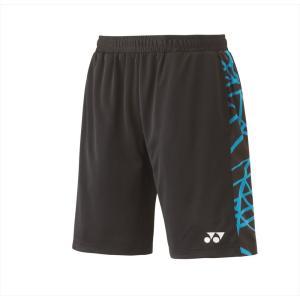 ヨネックス YONEX テニスウェア メンズ ニットハーフパンツ 15062-007 2018FW|kpi24