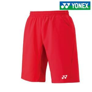 ヨネックス YONEX テニスウェア メンズ メンズハーフパンツ 15069-496 2018SS|kpi24