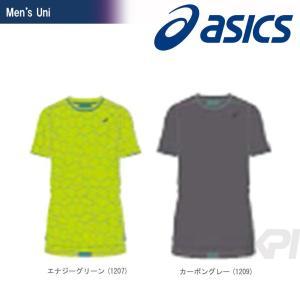 『即日出荷』「2017新製品」asics アシックス [メンズ クラブプリントトップHS 151350]テニスウェア「2017FW」[ポスト投函便対応]|kpi24