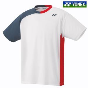ヨネックス YONEX バドミントンウェア ユニセックス ドライTシャツ 16356 2018FW|kpi24