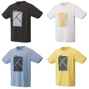 ヨネックス YONEX テニスウェア ユニセックス ドライTシャツ 16362 2019SS|kpi24