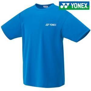 ヨネックス YONEX テニスウェア ユニセックス ユニドライTシャツ 16400-506 2018SS[ポスト投函便対応]|kpi24