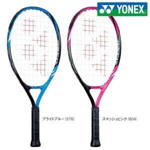 ヨネックス YONEX テニスジュニアラケット ジュニア Eゾーン ジュニア21 EZONE Junior21 「ガット張り上げ済み」 17EZJ21G