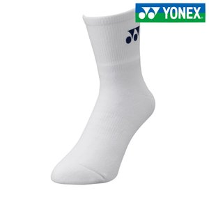 ヨネックス YONEX テニスアクセサリー メンズ メンズハーフソックス 19122-011[ネコポス可] kpi24