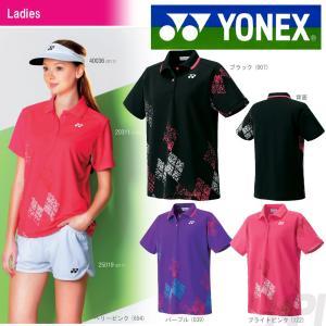 「均一セール」YONEX ヨネックス 「レディースポロシャツ 20311」テニスウェア『即日出荷』|kpi24