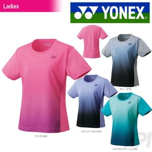 YONEX ヨネックス 「WOMEN レディース シャツ 20361」ウェア「SS」『即日出荷』|kpi24