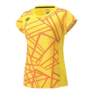 ヨネックス YONEX テニスウェア レディース ゲームシャツ 20416-279 2018FW[ネコポス可]|kpi24