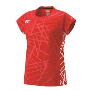 ヨネックス YONEX テニスウェア レディース ゲームシャツ 20417-496 2018FW[ネコポス可]|kpi24
