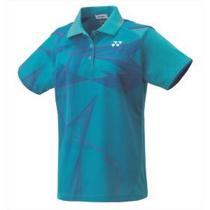 ヨネックス YONEX テニスウェア レディース ゲームシャツ 20444-576 2018FW[ネコポス可]|kpi24