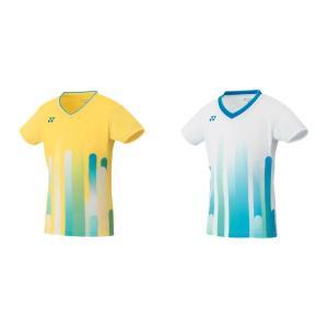 ヨネックス YONEX テニスウェア ジュニア ゲームシャツ 20465J 2019SS|kpi24