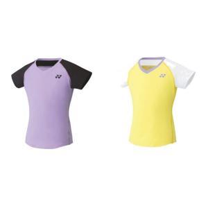 ヨネックス YONEX テニスウェア ジュニア ゲームシャツ 20479J 2019SS|kpi24