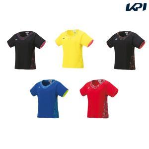 ヨネックス YONEX テニスウェア レディース ゲームシャツ 20481 2019SS|kpi24