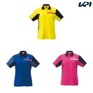 ヨネックス YONEX テニスウェア レディース ゲームシャツ 20486 2019SS「チームウェアフェア対象」|kpi24