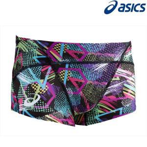 アシックス asics 水泳ウェア メンズ コアバランス R ボックス 2161A003-500 2018FW|kpi24