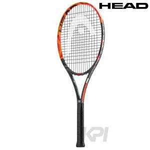硬式テニスラケット ヘッド HEAD Graphene XT RADICAL PRO ラジカル・プロ 230206 スマートテニスセンサー対応  ヘッドテニスセンサー対応|kpi24